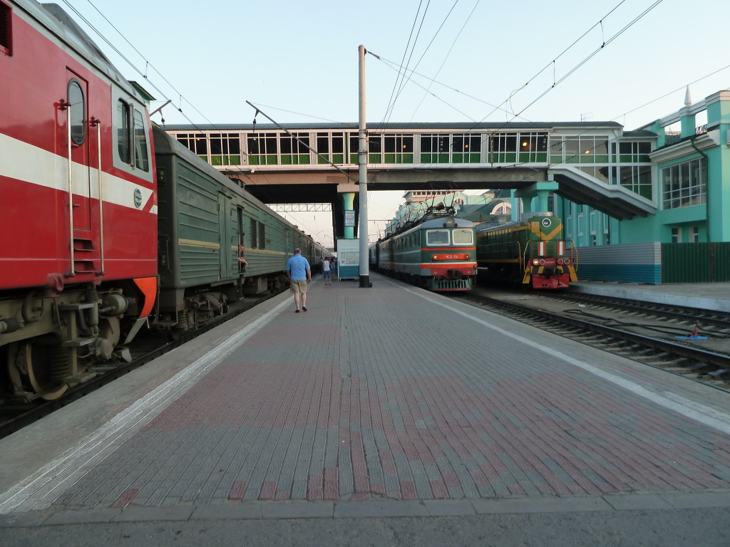 Extracts from the Train to Siberia: A Tale of Two Andreis